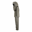 Oberon FRTC4B CAT40™ Series Arc Flash Hood, Coat, and Bib Suit Set, Category 4, 41 cal/cm2