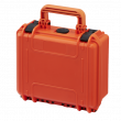 Boddingtons Electrical IP67 Waterproof and Dustproof Red Polyproylene CoPolymer Hardware Tool Case, Internal Dimensions 235 x 180 x H 106 mm