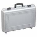 Boddingtons Electrical Moulded Polypropylene Tool Case in Metal Grey , 406 x 290 x 110mm Internal Dimensions