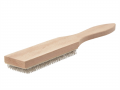 Boddingtons Electrical 103720 File Card Brush