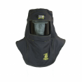 Oberon TCG40-C+HVSL TCG40™ Series Premium Ultralight Arc Flash Hoods, Category 4, Oberon TCG40-A  TCG40™ Series Premium Ultralight Arc Flash Hoods with Adapter, Category 4, 46 cal/cm2