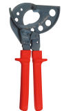 Boddingtons Electrical 251355 Insulated Ratchet Cable Cutter D54, 320 mm Length, ø 54 mm / 480 mm²