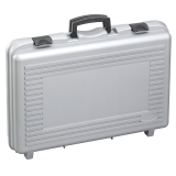 Boddingtons Electrical Moulded Polypropylene Tool Case in Metal Grey, 355 x 575 x 132 mm Internal Dimensions