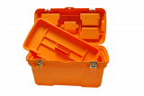 Boddingtons Electrical 240140 Orange Professional ToolBox, 582 x 310 x 293mm