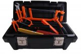 Boddingtons Electrical 240K07 18 Piece Jointer's Mate Tool Kit 7 - Insulated Tools For Live Line Working & Electrical Safety
