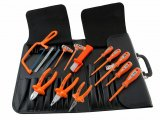 Boddingtons Electrical 1000V2 14 Piece Tool Kit - Insulated Tools For Live Line Working & Electrical Safety