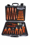 Boddingtons Electrical 1000V8 27 Piece Tool Kit - Insulated Tools For Live Line Working & Electrical Safety