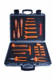 Boddingtons Electrical  1000V4 25 Piece Tool Kit - Insulated Tools For Live Line Working & Electrical Safety
