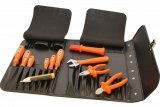 Boddingtons Electrical 1000V1 11 Piece Tool Kit - Insulated Tools For Live Line Working & Electrical Safety