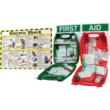 Comprehensive First Aid Electric Shock and Burns First Aid Point
