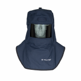 Oberon LAN4 LAN40™ Series Deluxe Lightweight Arc Flash Hood with Adapter, Category 4, 42 cal/cm2
