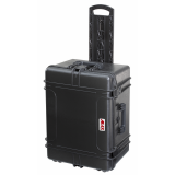 Boddingtons Electrical CA0096 IP67 Wheeled Waterproof Cases, 687 x 528 x H 376 mm