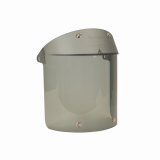 Oberon TCG100AFH TCG100™ Series Arc Flash Hood Replacement Window, Category 4+, 100 cal/cm2