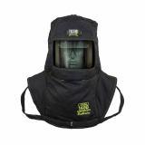 Oberon TCG140B-C+HVSL TCG140B™ Series Ultralight Arc Flash Hoods, Category 4+ , 140 cal/cm2