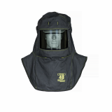 Oberon TCG40-A  TCG40™ Series Premium Ultralight Arc Flash Hoods with Adapter, Category 4, 46 cal/cm2