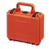 Boddingtons Electrical IP67 Waterproof and Dustproof Red Polypropylene CoPolymer Hardware Tool Case, Internal Dimensions 235 x 180 x H 106 mm