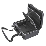 Boddingtons Electrical IP67 , Dust Resistant, Impact Resistant, Hardware Tool Cases, Internal Dimensions 464 x 366 x H 176 mm