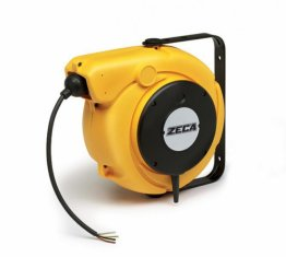 ATEX 5834/XF  Earth Grounding Cable Reel, IP42 Protected, 14m Cable Length, 2.5KV Insulating Power, H05 V-F Cable Type