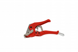 Boddingtons Electrical 274142 Ratchet Action Heavy Duty Hand Cutter/PVC Pipe Cutter