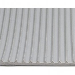 Boddingtons Electrical 642122PS, 17,000V, IEC61111, Grey High Voltage Switchboard Rubber Matting, 1200mm Width, 3.00mm Thickness, 20KV Test Voltage, Class 2, Please Specify The Cut Length Required Per Metre