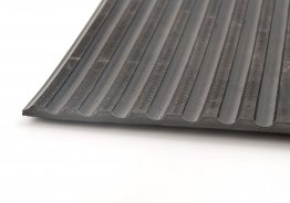 Boddingtons Electrical 642133-10M, 26,500V, IEC61111, High Voltage Switchboard Rubber Matting, 1300mm Width, 5.00mm Thickness, 30KV Test Voltage, Class 3, 10m Roll Length