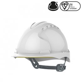 Boddingtons Electrical 662004 Electrically Insulated Helmets Non Vented White