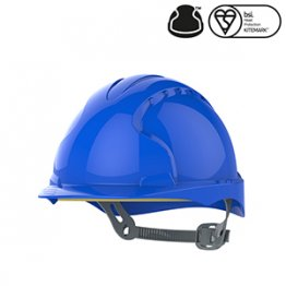 Boddingtons Electrical 662005 Electrically Insulated Helmets Non Vented Blue