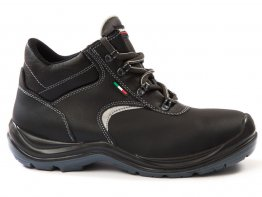 Giasco HR068D Cairo Hard Rock Antistatic PU Safety Shoes, SB 3 Class, Kevlar MidSole and Polymeric Composite ToeCap