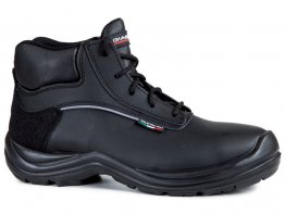 Giasco HRD060D Edison Hard Rock Insulating PU Dielectric Safety Shoes, SB Class, 1000V Insulated, Completely Metal Free, Kevlar MidSole and Polymeric Composite ToeCap