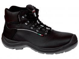 Giasco HR058L Kiel Hard Rock Antistatic PU Safety Shoes, SB 3 Class,  Kevlar MidSole and Polymeric Composite ToeCap