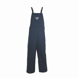 Oberon LAN4-BIB LAN40™ Series Arc Flash Bib Overalls, Category 4, 42 cal/cm2