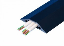 Boddingtons Electrical Black PVC Cable Protect Multi, 30 x 10mm Hole Size , in 9M Length