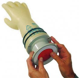 Boddingtons Electrical Pneumatic Glove Tester/Glove Air Inflator