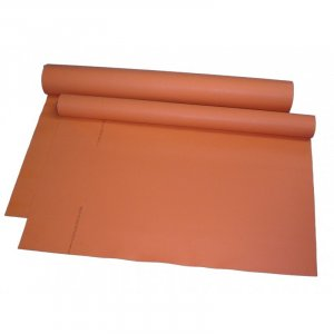 Boddingtons Electrical 599205 Orange Neoprene Rubber Insulating Shroud with Nylon Insert, 450 x 600mm