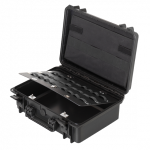 Boddingtons Electrical IP67 , Dust Resistant, Impact Resistant, Hardware Tool Cases, Internal Dimensions 426 x 290 x H 159 mm