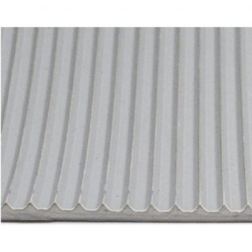 Boddingtons Electrical 642122M Grey High Voltage Switchboard Rubber Matting, 1200mm Width, 3.00mm Thickness, 20KV Test Voltage, Class 2, Please Specify The Cut Length Required Per Metre