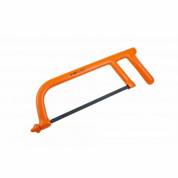 Boddingtons Electrical Insulated HackSaw with 32 TPI Blade, 480mm Overall Length