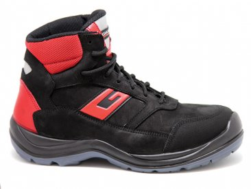 Giasco HR158NR Arizona Hard Rock Antistatic PU Safety Shoes, SB 3 Class,  Kevlar MidSole and Polymeric Composite ToeCap